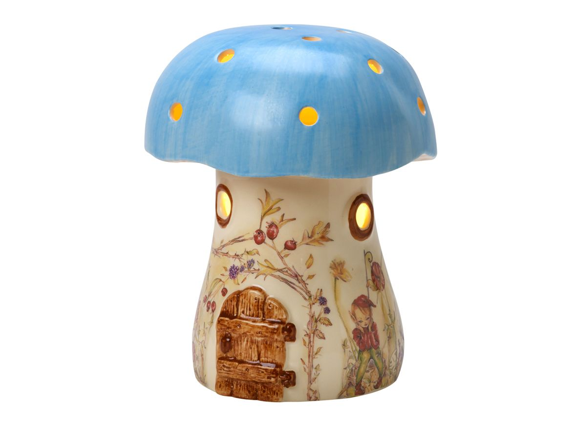 unique childrens lighting. An All Time Favourite In Childrens Lighting. A Beautiful And Traditional British Made Hand Decorated Mushroom Night Light Ceramic. Unique Lighting