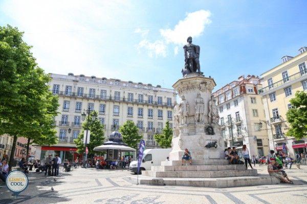 Lisboa Cool - Largo de Camões