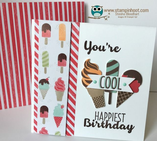 Youre A Cool Treat Birthday Card Kids Birthday Cards Birthdays