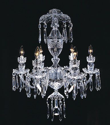 Waterford A6 Chandelier Crystal Classics Crystal Chandelier