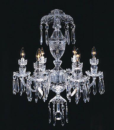 My waterford crystal chandelier it belonged to my parents but is my waterford crystal chandelier it belonged to my parents but is now in my aloadofball Gallery