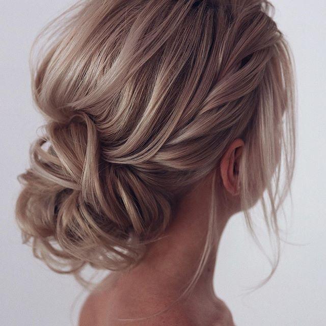 Photo of Los 25 mejores peinados de longitud media – mi blog – peinados de novia – #be …