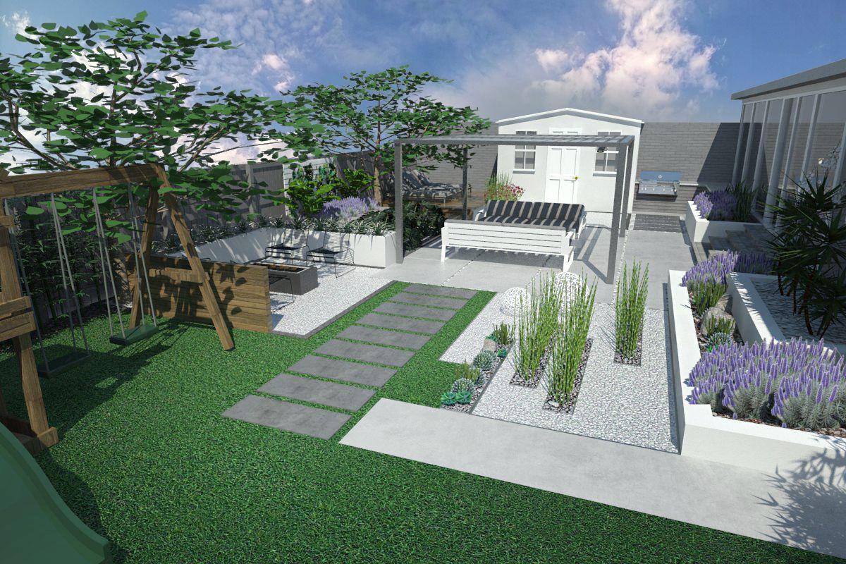 We provide Landscape Design packages starting at only $85 ...