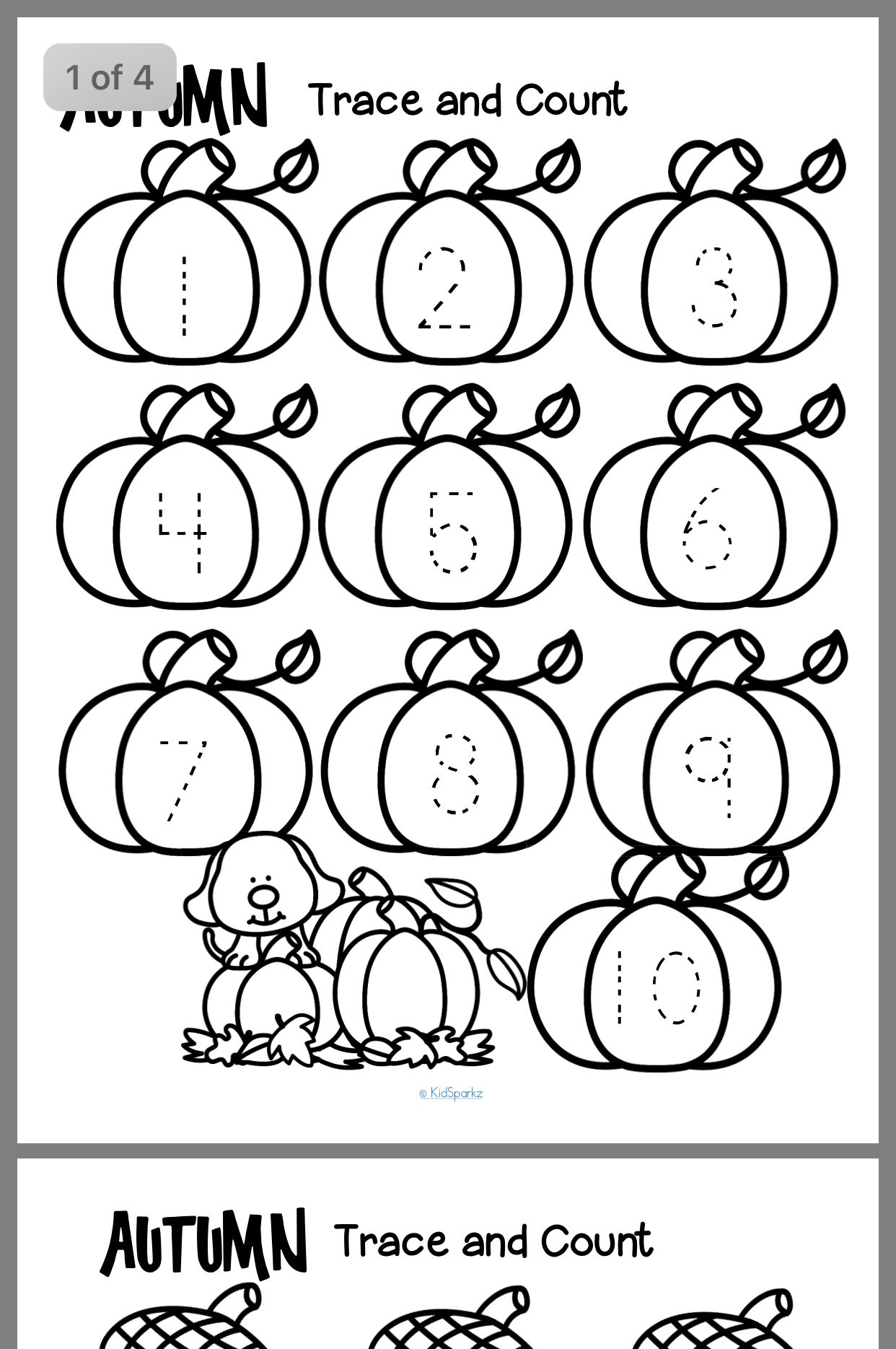 Pin By Kimberly Rohe On October Kindergarten Math Worksheets Kindergarten Math Fall Math Kindergarten [ 1869 x 1242 Pixel ]