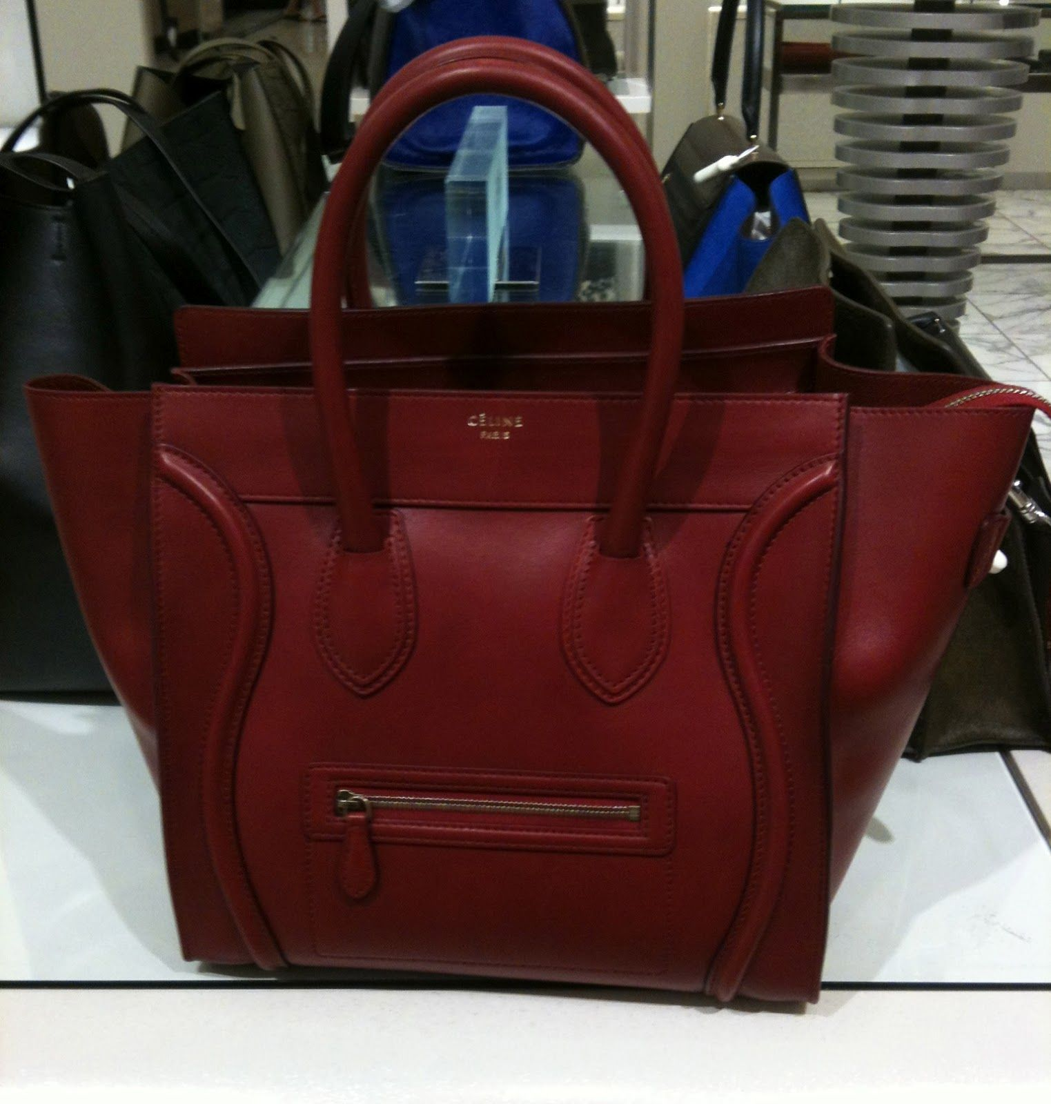 abba1c601 Celine Handbags Nordstrom | at nordstrom one day this bag will be mine the celine  luggage tote bag .
