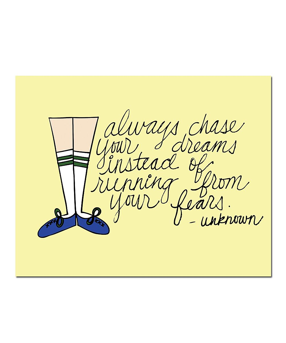 chase your dreams quotes and sayings