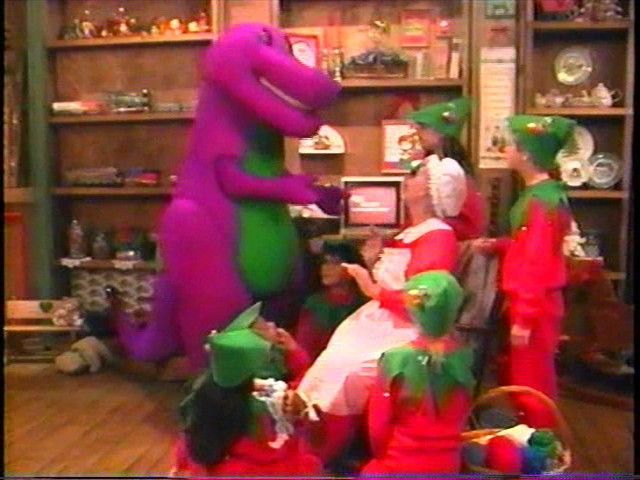 Barney The Backyard Gang Kids Shows Kids Tv Shows Barney Friends