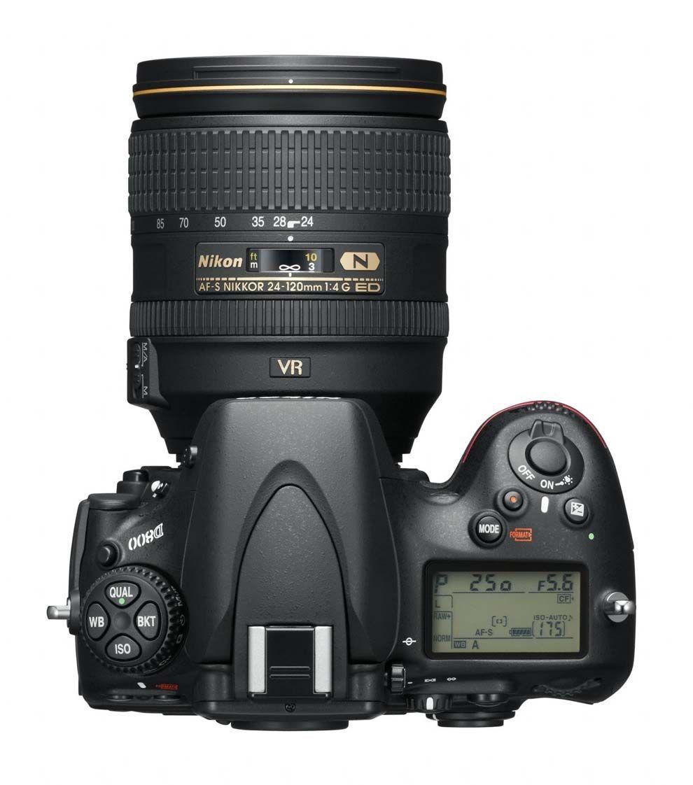 NIKON D800: Nikon\'s latest full frame body is a 36.3 megapixel ...
