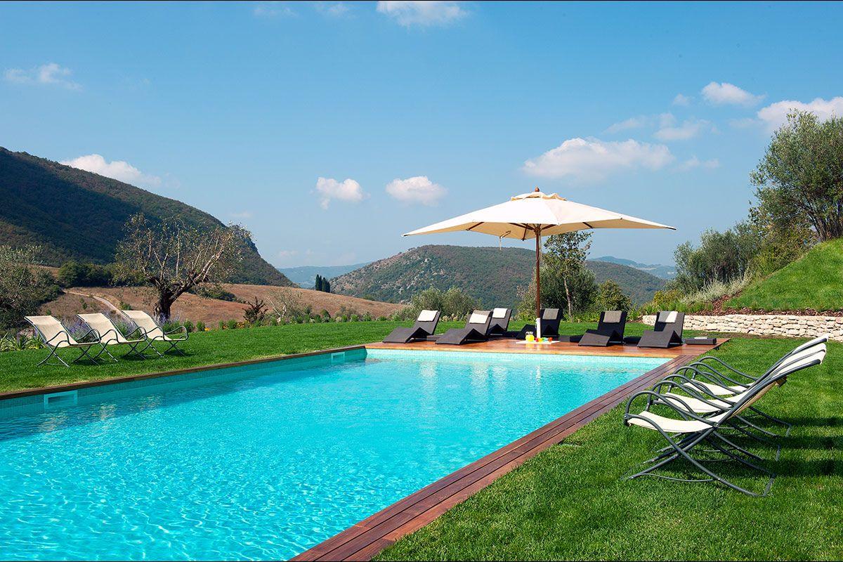 Caminata, Umbria Luxury Retreats Piscinas, King's