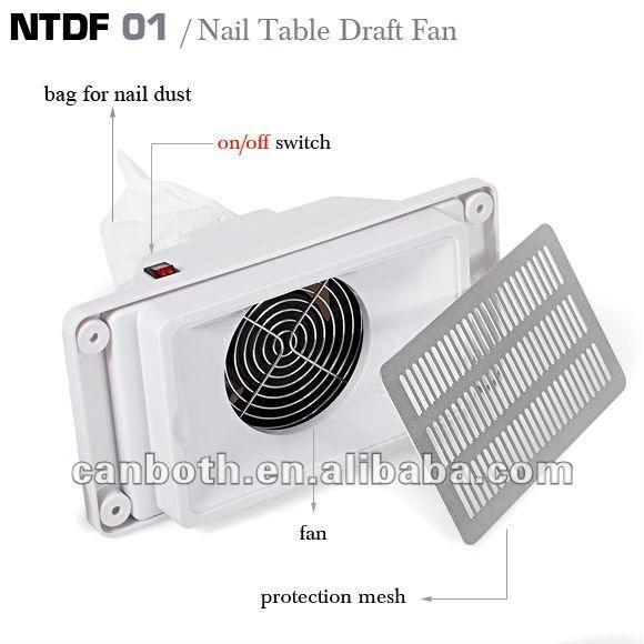 hotsale Europe Nail table dust collector NTDF-01 $35~$40 | Random ...