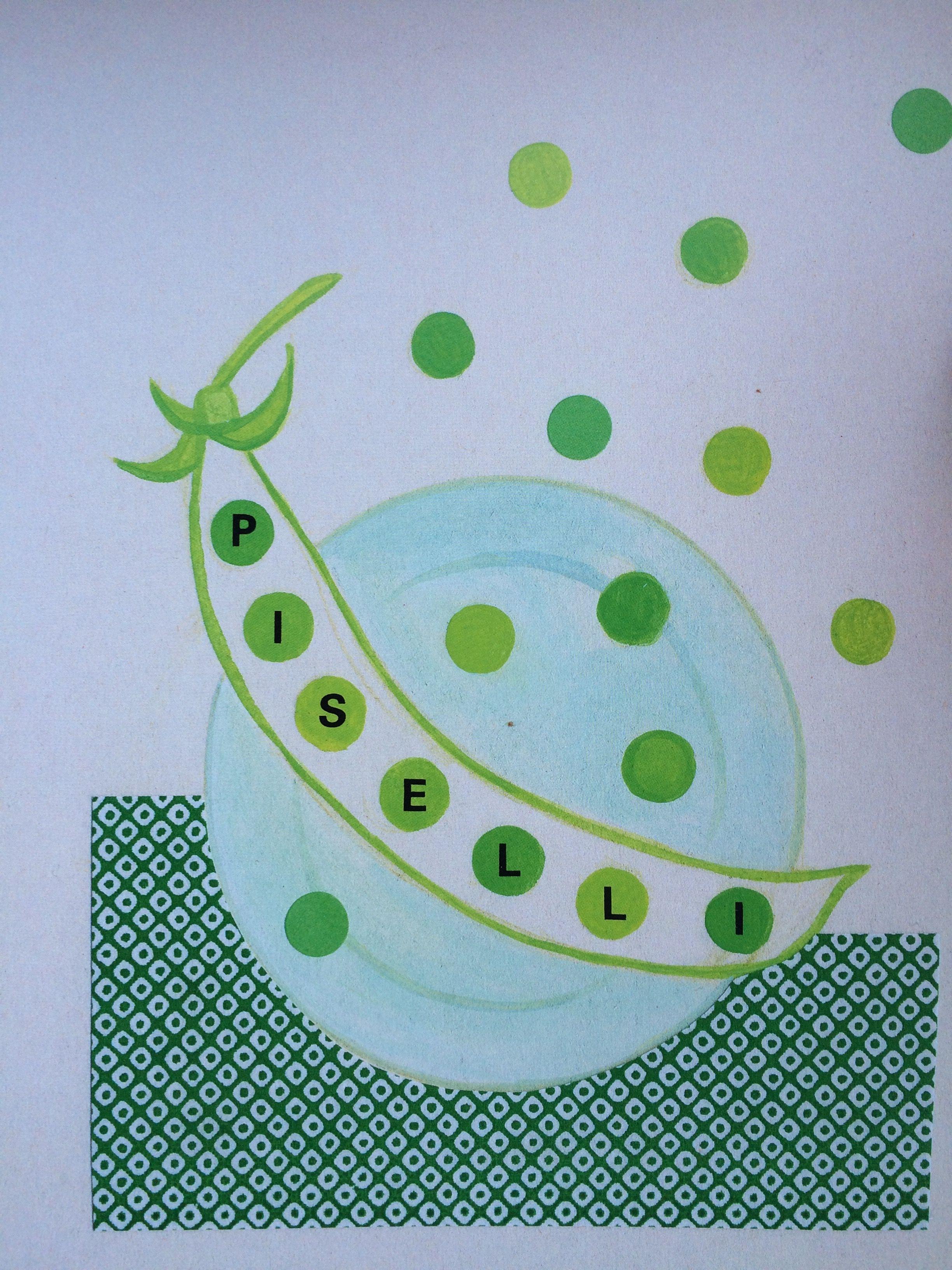 Illustratie van Larissa Bertonasco in La cucina verde ...