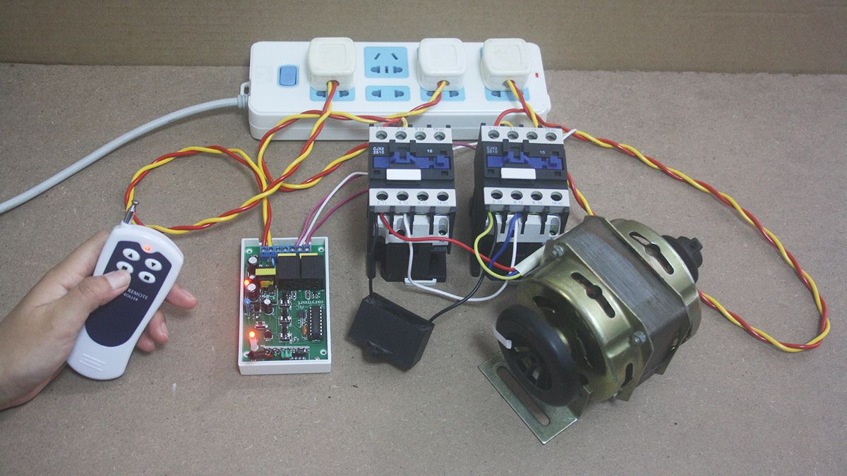 how to install start and stop button on a contactor - Google Search ...