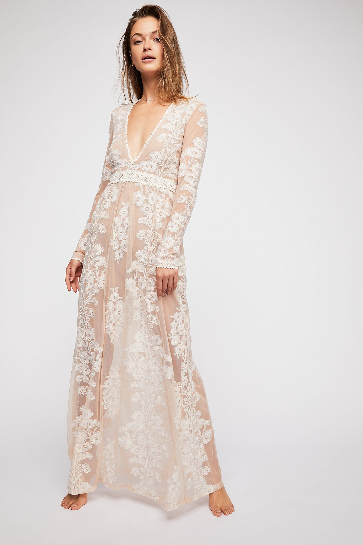 Temecula Maxi Dress in 2019  611a749670