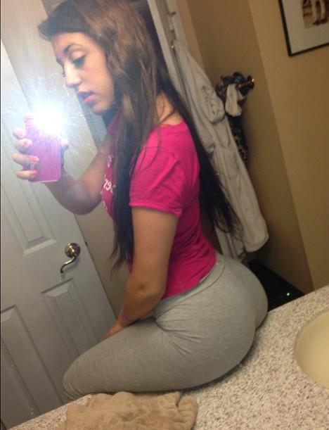 Fat Ass White Girl Teen