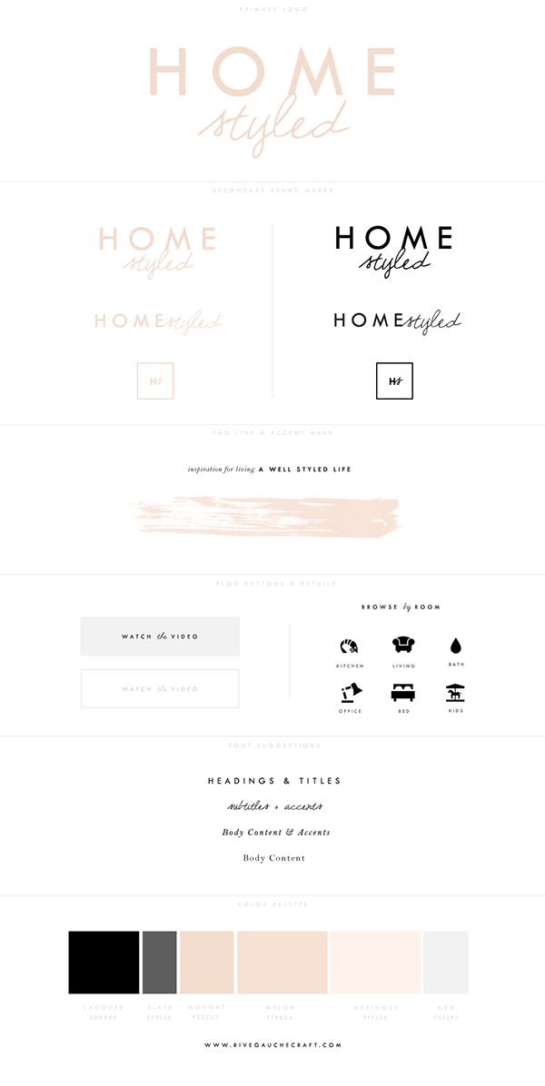 HomeStyled on Behance