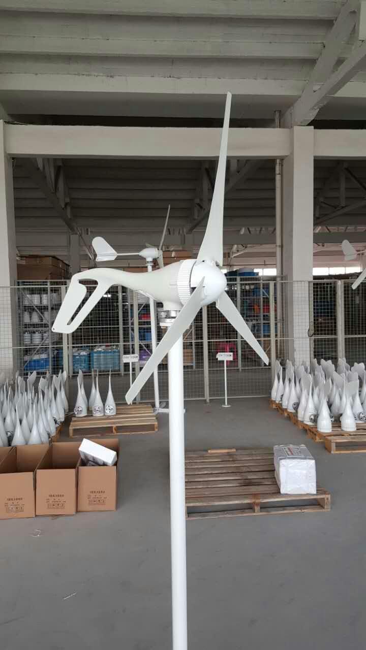 S2 3 or 5 blades 12/24V wind generator 100W 200W 300W 400W Wind