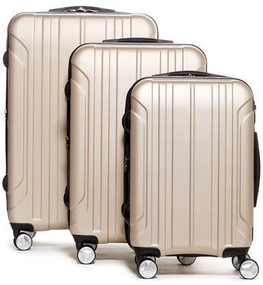 YD Luggage Set Pull Rod Box Mini Business Pull Box Waterproof Oxford Brandon Box Business Short Distance Travel Universal Wheel Box 2 Sizes Optional ///& Color : Brown, Size : 462240 cm