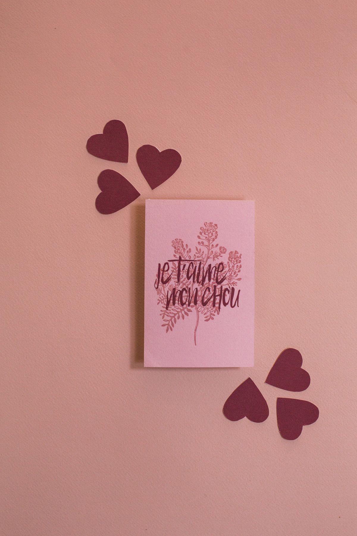 Tableau St. Valentin - encore une idée déco (avec images