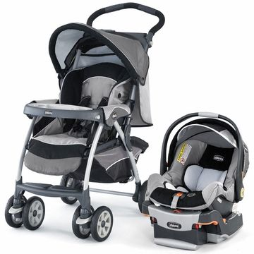 Chicco Cortina Keyfit 30 Travel System Graphica Baby