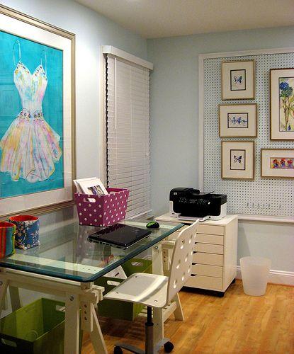 art studio design ideas and home office ideas : ikea furniture
