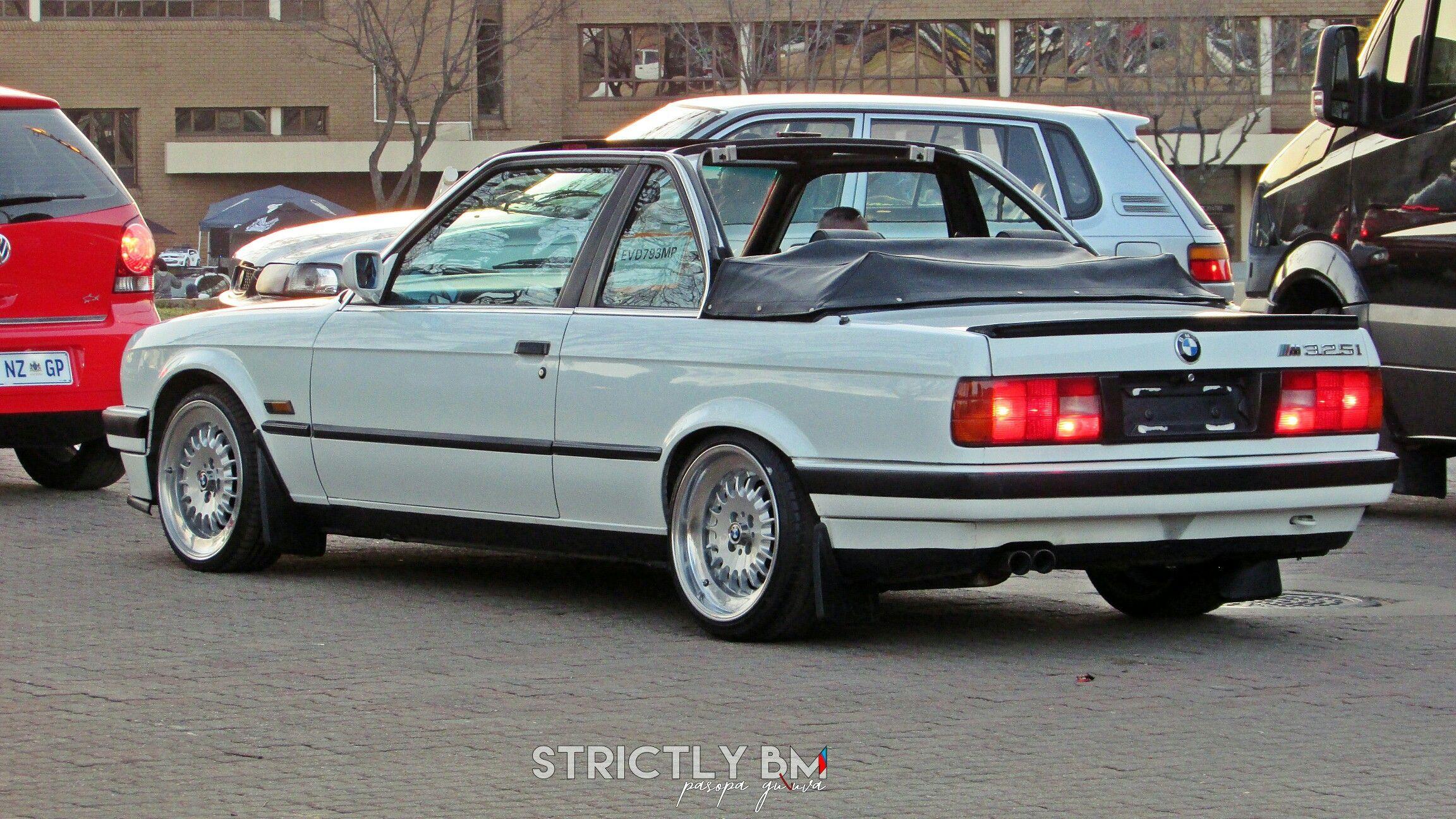 Bmw E30 325i Cabriolet Bmw E30 Bmw Classic Cars Bmw E21