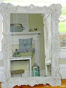 Our Prairie Home: Mirror, mirror...