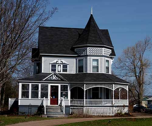 queen anne style architecture in the united states ...  queen anne styl...