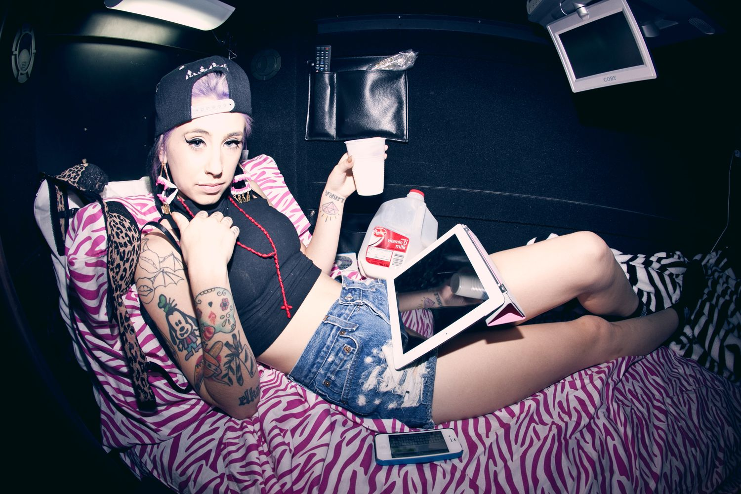 Is a cute Is a cute Kreayshawn naked photo 2017