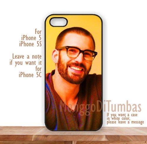 Chris Evans (2)  For iPhone 5, iPhone 5s, iPhone 5c Cases