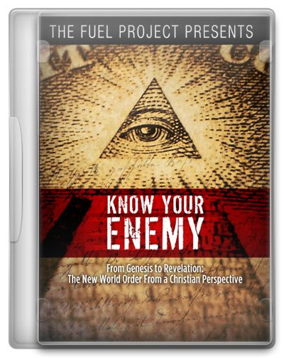 Know your enemy dvd being a christian pinterest enemies know your enemy dvd malvernweather Choice Image