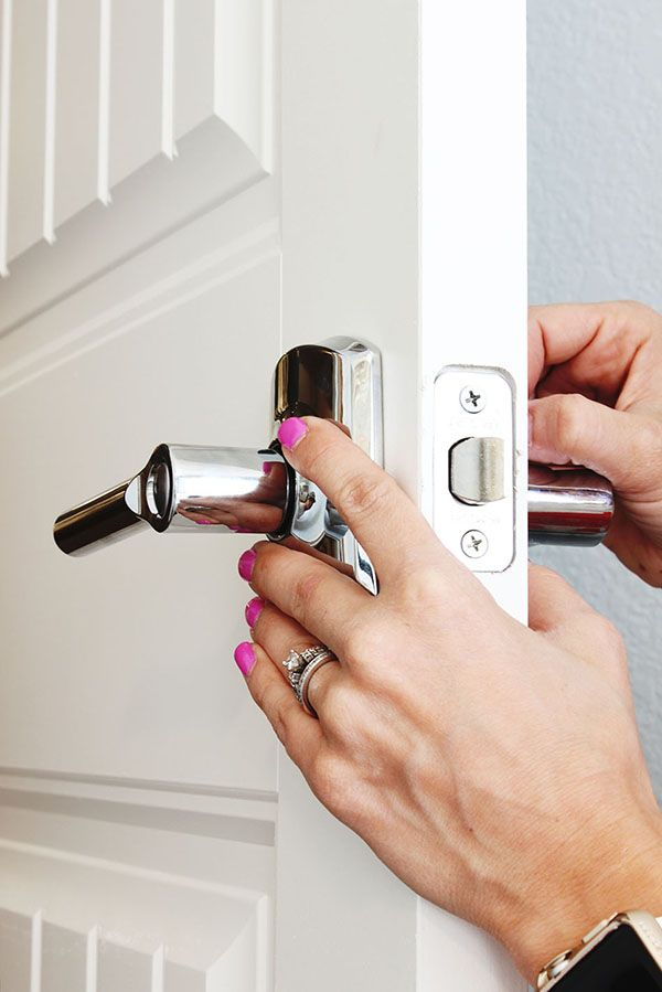 Schlage Door Hardware for Home Upgrade | Door knobs, Doors and Curb ...