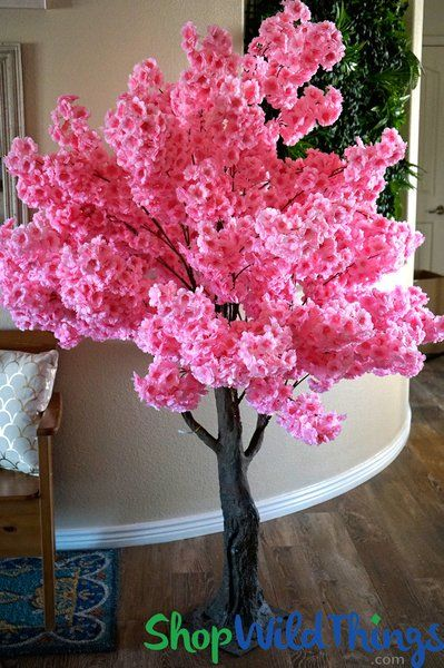 Flowering Artificial Dogwood Tree ExtraFull Over 6