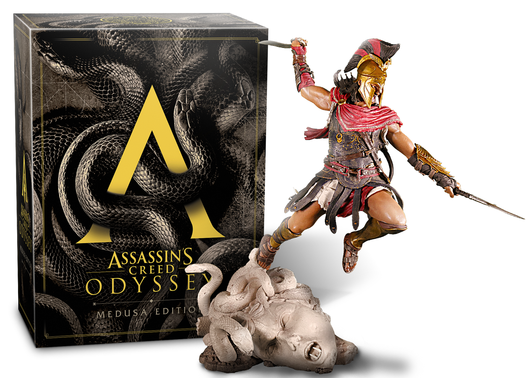 Medusa Edition Assassins Creed Odyssey Assassins Creed