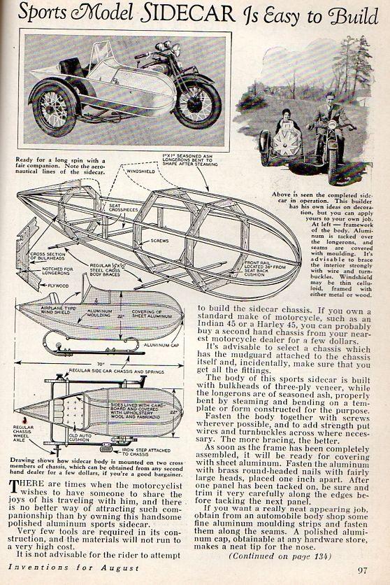 95 Best sidecar images | Sidecar, Motorcycle, Bike with sidecar Harley Sidecar Wiring Diagram on