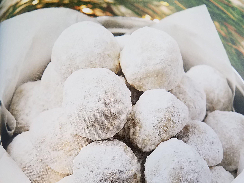 Snowball Pecan Cookies Pecan Cookies Pecan Baking