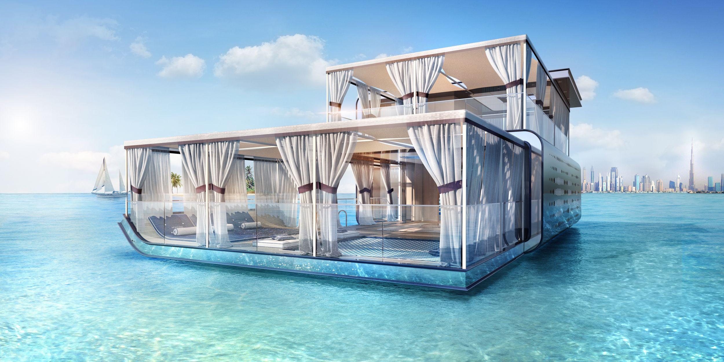 Дом на берегу моря дубай сколько стоит недвижимость в тайланде