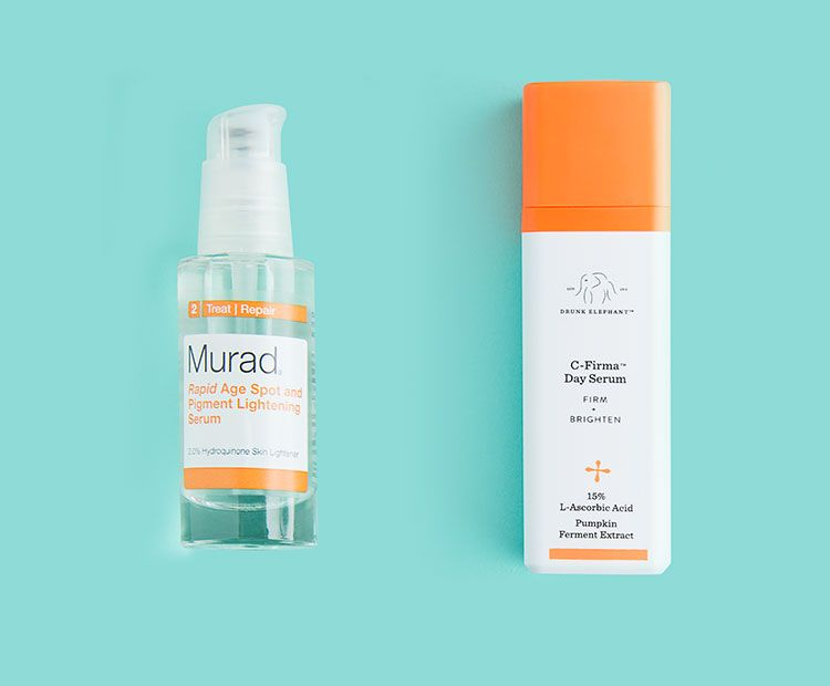 best serum for pigmented skin