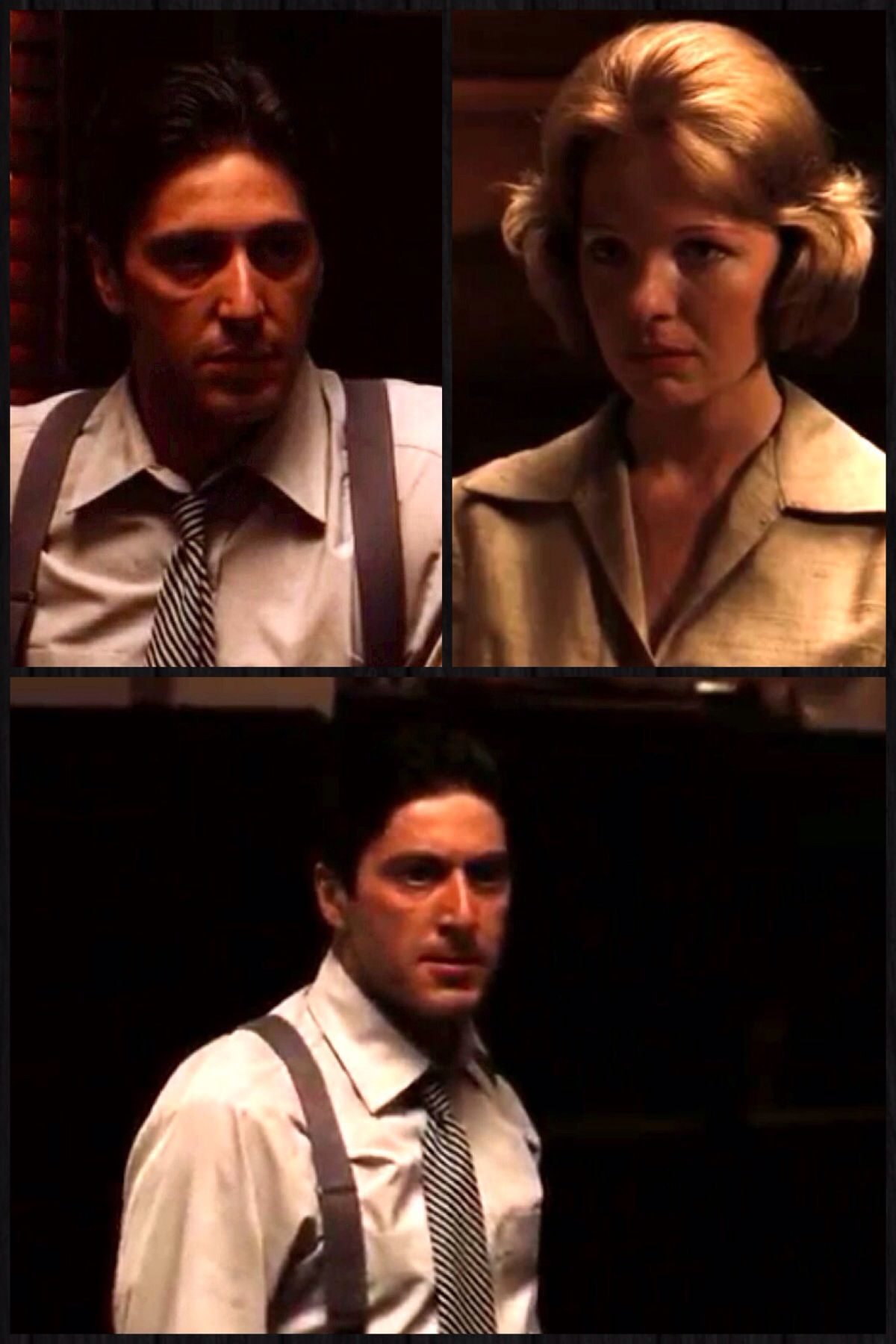 family and family business in the movies the godfather and scarface The godfather, which has been re-released on its 25th anniversary, is a jewel that still glows across time – and in the dark gordon willis's cinematography, considered revolutionary at the.