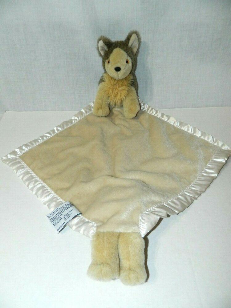 BABY RUG 33cm WOLFY