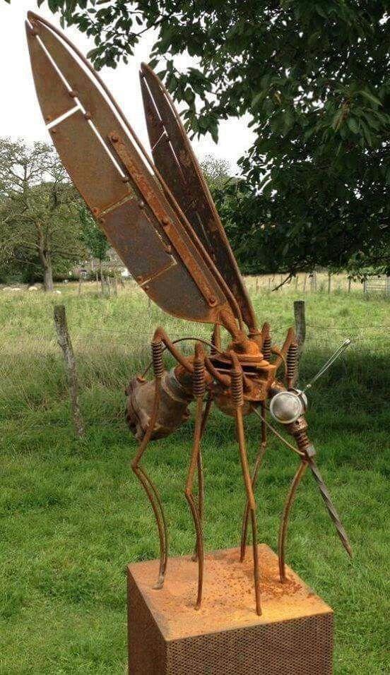 Artistes Lumiere De L Atelier Objet Decoration Jardin Sculpture Animaux Et Art Sur Metal