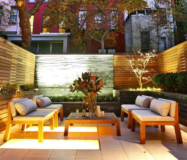 small patio ideas townhouse patio