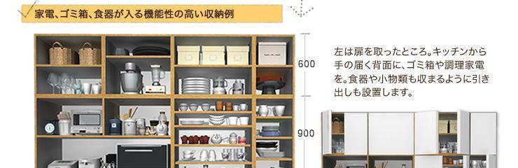 失敗しない収納プラン「第20回 片付く間取り【キッチン】」-イエマガ
