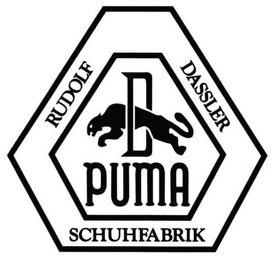 zeitloses Design detaillierter Blick große Auswahl 1957 - Rudolf Dassler introduces a sans-serif PUMA typeface ...