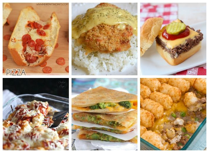 20 easy dinner recipes that kids love forumfinder Images