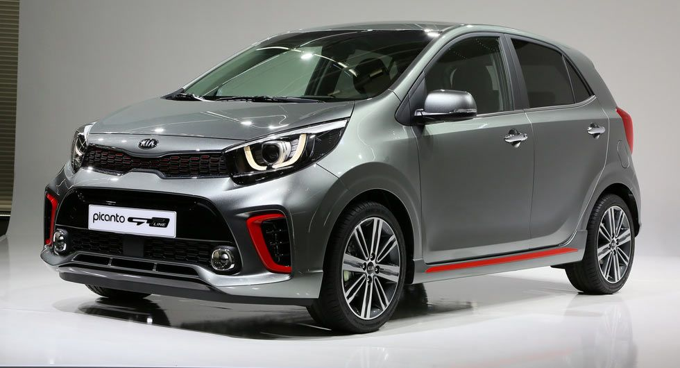 All New Kia Picanto City Car Detailed Gains Sporty Turbo Version