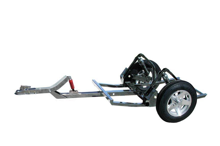 Tailwind Trailer Suspension Reboques Reboque Carros