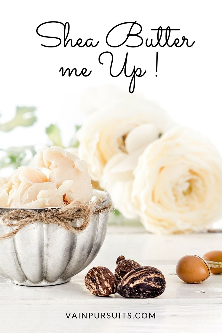 While we at Vain Pursuits love innovative skincare more than just about anything, there's something to be said for old-school beauty products. When it comes to cosmetic throwbacks, you can't go much farther than sumptuous and all-natural shea butter. See more on our blog #sheabutter #skincare