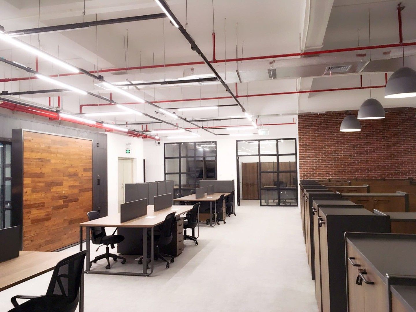 Office Workspace Office Space Interior Design Find The Best One Person Design Firm Freelance I Home Office Design Creative Office Design Small Space Design