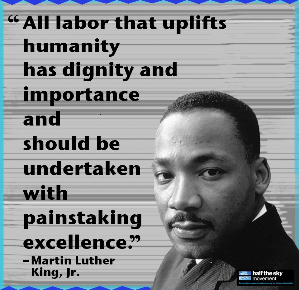 """significance of martin luther king jr Get an answer for 'what's the meaning of the martin luther king jr quote below """"the ultimate measure of a man is not where he stands in moments of comfort and convenience, but where he stands ."""