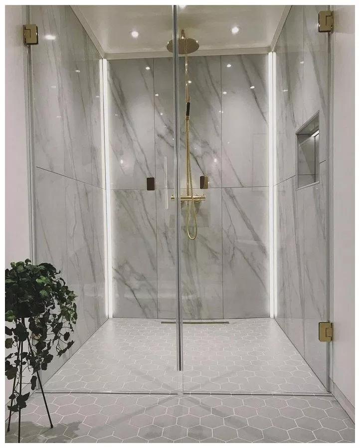 Sena Hospitality Design: 57 Hochmoderne Vorlagenbadezimmerideen, Zum Ihrer
